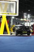 """Banguecoque - 17 de maio: super carro no """"super carro e carro importação mostram 20 — Fotografia Stock"""