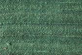 Trama del tessuto verde — Foto Stock