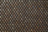 Bronze panel texture — 图库照片
