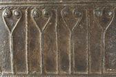 Antique bronze pattern — Stock Photo