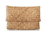 Light brown pocket rattan — Stock Photo