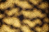 Golden lighting effect — Stock Photo