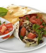 Burrito — Stock Photo
