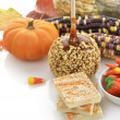 Stock Photo: Halloween Treats