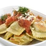 Ravioli Pasta — Stock Photo #13870745