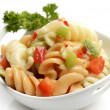 Stock Photo: Macaroni Salad