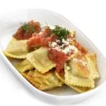 Ravioli Pasta — Stock Photo #13870812