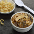 Hot and Sour Soup - Stock Photo