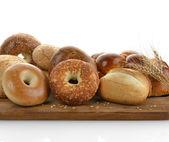 パンの品揃え — ストック写真