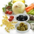 Stock Photo: Healthy Food Ingredients
