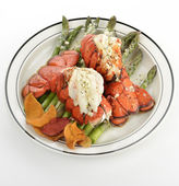 Lobster Tails — Stock Photo