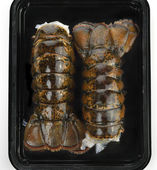 Raw Lobster Tails — Stock Photo