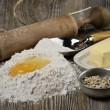 Baking Ingredients — Stock Photo #24284195
