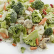 Frozen Vegetables — Stockfoto #33595881