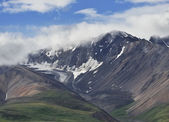 Alaska Landscape In Denali National Park  — Stock Photo