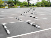 Car parking lot — Stock Photo