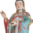 Kuan yin statue - Stock Photo