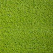 Artificial turf japanese green — Stock Photo