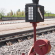 Railway signals - Photo