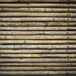 Photo: Bamboo fence background