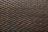 Bamboo weave pattern background — Stock Photo