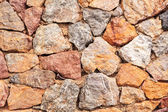 Rock stone wall Texture Background — Stock Photo