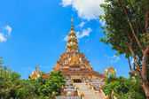 Phasornkaew Temple ,that place for meditation that practices, Kh — Stock Photo
