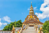 Stairway to Phasornkaew Temple ,Khao Kho Phetchabun Thailand — Stock Photo