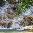 Dunns River Falls, Jamaica. - Stock Photo