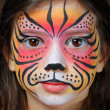 Face painting — Stock Photo #15027529