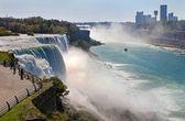Niagarafälle — Stockfoto