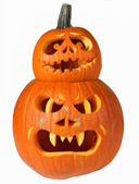 Jack O Lanterns — Stock Photo