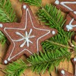 Christmas cookies — Stock Photo #19531257