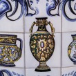 Tiles, Talavera ceramics — Stock Photo
