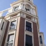 Building Clock, Clock Square, Talavera — Stock Photo #21638649