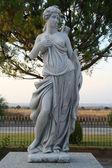 Marble sculpture of the Goddess Venus — Stock Photo