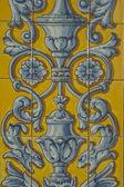 Details of Ceramic Talavera, Toledo, Spain, — Stock Photo