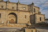 Church of Navamorcuende, Toledo — Stock Photo