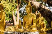 Ancient Buddha — Stock Photo