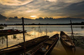River in Thailand — Stock Photo