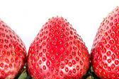Organik çilek meyve — Stok fotoğraf