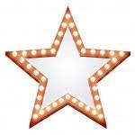 Star sign — Stock Vector