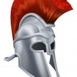 Trojan Helmet — Stock Vector #13644526