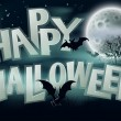 Stockvektor : Happy Halloween Background