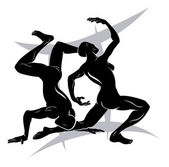 Gemini stjärntecken horoskop astrologi — Stockvektor