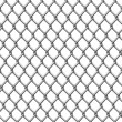 Stockvector : Wire fence seamless tile