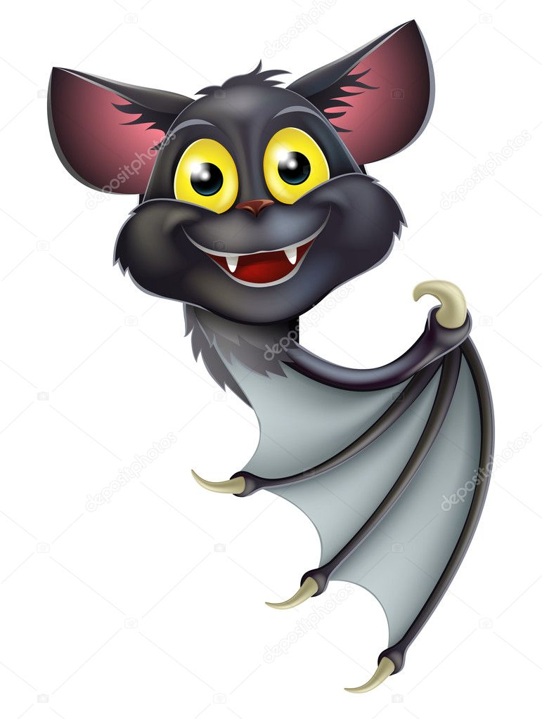 Cartoon Bat Images amp Stock Pictures Royalty Free Cartoon