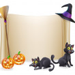 Halloween Background — Stock Vector