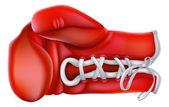 Boxing Glove — Stock Vector