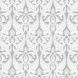 Vintage Art Nouveau Background — Stockvectorbeeld